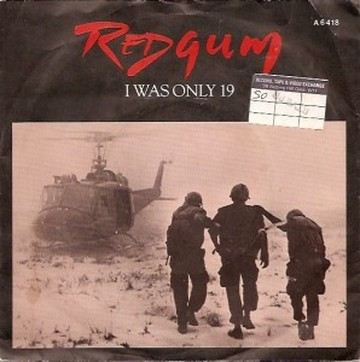 Redgum – I Was Only 19 (A Walk In The Light Green) Lyrics ...